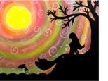 Canvas & Wine Night! Mermaid Dreams! 6/15/18