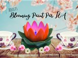Blooming Paint ParTEA for Adults - April 17th