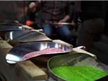 seattle glassblowing open house - august