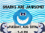 Sharks are Jawsome!