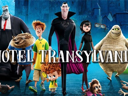 Hotel Transylvania Kids Night - October 20
