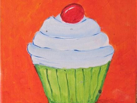 St Cloud Community Ed-Cupcake