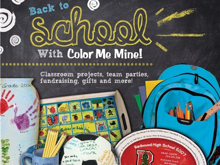 Kids Night Out - Back To School! August 11th
