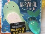 Pre-School Story Time: Just Narwhal