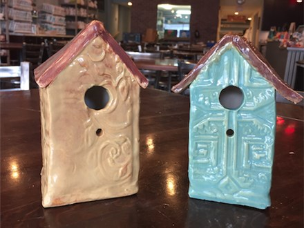 Adult Clay Night at Fire Me Up! Saturday, April 15th 7-9p