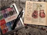 Little Studio Bible Journaling - March