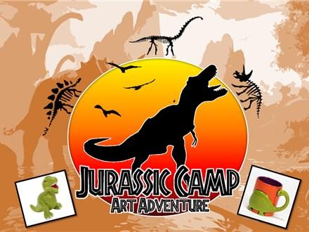 Jurassic Camp an Art Adventure