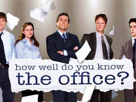 """""""The Office"""" Trivia - Downtown Nights"""