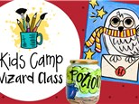 Wizard Class Kids Camp - 7/31/20