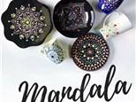 Mandala Technique workshop - March 13th 7-9pm - In studio or ONLINE