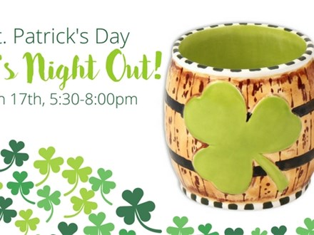 KIDS NIGHT OUT! St. Patrick's Day