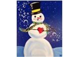 Paint & Sip - Mr. or Mrs. Frosty - Dec. 17 - 4:00 PM