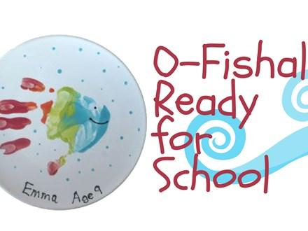 Back To School Handprint Workshop - August 12