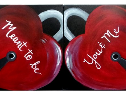 Happy Hearts - add any message