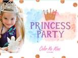 Princess Party!! April 14 - Avenues Mall
