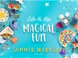 Summer artCLUB: Magical Fun! August 3 - 7, 2020