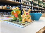 Magical Creatures and Monsters! - Clay Monsters - JUN 23rd