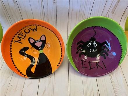 Halloween Bowl Workshop