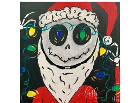 Santa Jack Paint Class