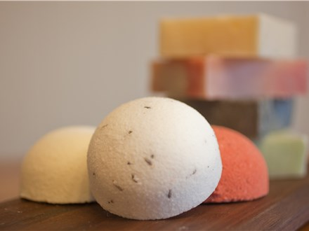 Bath Bomb Making Class- By Trade Secrets