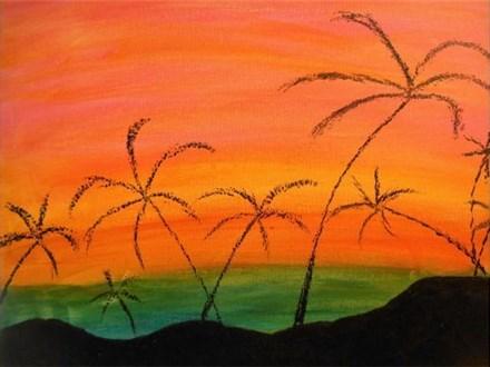 Mahalo Sunset