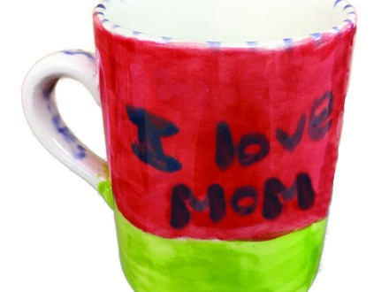 Field Trip - Mugs Paint your own pottery