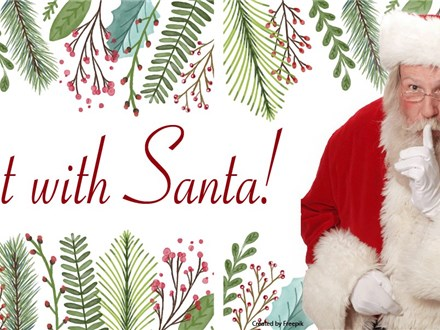 Paint with Santa (Westgate)
