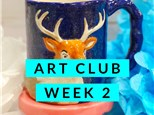 January Art Club Week 2