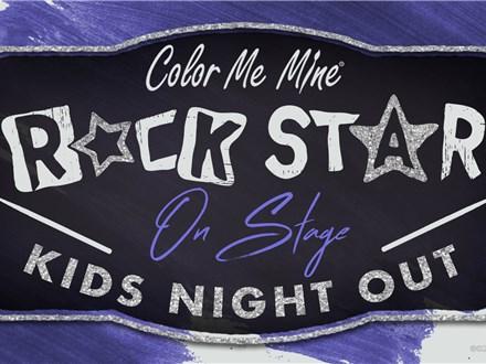 Kids Night Out: Rockstar - April 17