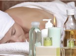 Facials: Perry George Salon and Spa