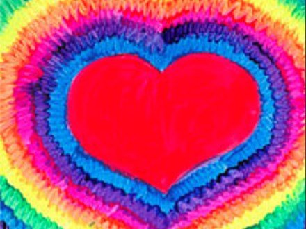 """Kids Night Out! Friday, """"Neon Love"""" February 3rd 6-8pm"""