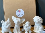 PoGo Kits: Paint Your Own Pottery ToGo! (Dog Dayz)