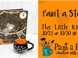 Paint a Story - The Little Kitten 10/23 or 10/30- IN STUDIO