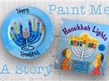 Paint Me A Story: Hanukkah Lights