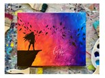 Colors of the Wind Paint Class