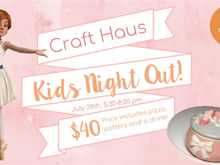 KIDS NIGHT OUT: Leap!