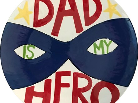 """""""DAD IS MY HERO"""" ZOOM INSTRUCTIONAL PROJECT"""
