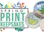 Spring Handprint Workshop - April 3