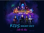 Kids' Night Out: Descendants 3 - August 30 @ 6pm