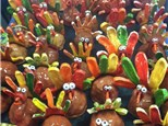 Clay Creations Workshop - Handprint Turkeys