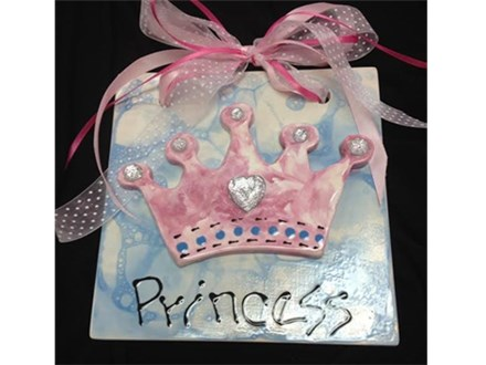 PRINCESS EVENT : IT'S YOURS POTTERY