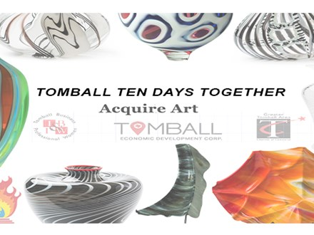 Ten Days of Tomball Together Shopping @ Three Dimensional Visions