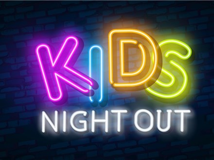 Kids Night Out June 20