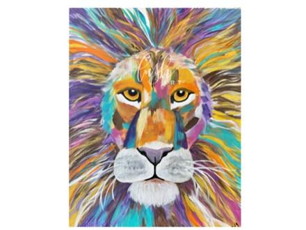 Lion Paint Class - WR