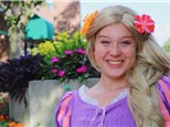 Princess Party Package at Color Me Mine!