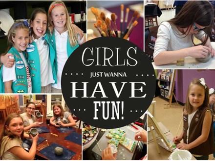 Girl Scout Workshops