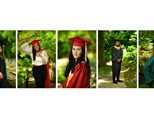 Park Cap & Gown Session