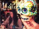 Sugar Skull Workshop w/ Laurie Jo Colvin