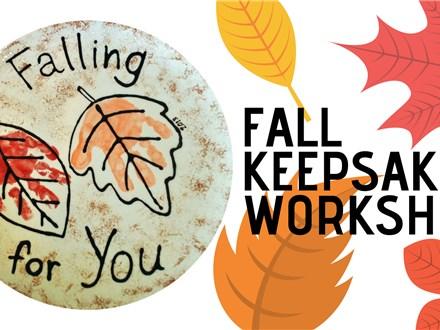 FALLing For You Keepsake Workshop - September 7th