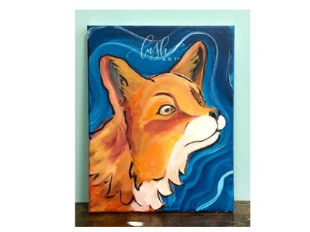 Fox Paint Class